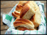 Parker House Rolls (Bread Machine Version). Recipe by DonnaTMann