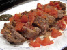 Meatloaf With Tangy Tomato Gravy. Recipe by Bokenpop aka Madeleine