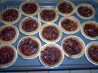 Cranberry Mincemeat Tarts. Recipe by Dorel