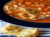 Uncle Bill's Vegetarian Minestrone Soup. Recipe by William (Uncle Bill) Anatooskin