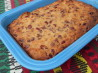 Bread Pudding with Dried Cranberries. Recipe by Judy from Hawaii