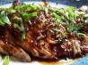 Orange Marmalade Marinated Salmon, Chicken or Pork