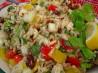 Macrina's Orzo Salad With Cucumber, Bell Pepper, Basil and Feta