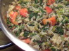 Rice, Lentil, and Spinach Pilaf. Recipe by winkki