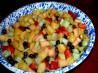 Big Fruit Salad. Recipe by MizEmerilLagasse