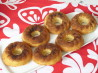 Baked French Doughnuts. Recipe by Dreamgoddess