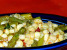 Grilled Asparagus, Corn Salad. Recipe by Rita~