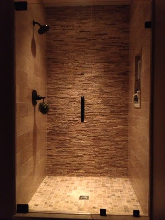 Information about rate my space questions for for Stacked stone bathroom ideas