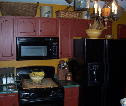 Hgtv Painting Kitchen Cabinets: Information About Rate My Space