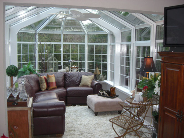 My living Sunroom, This is a fun sunroom we added to the kitchen family room area because we needed more space..., Sunroom..., Living Rooms Design