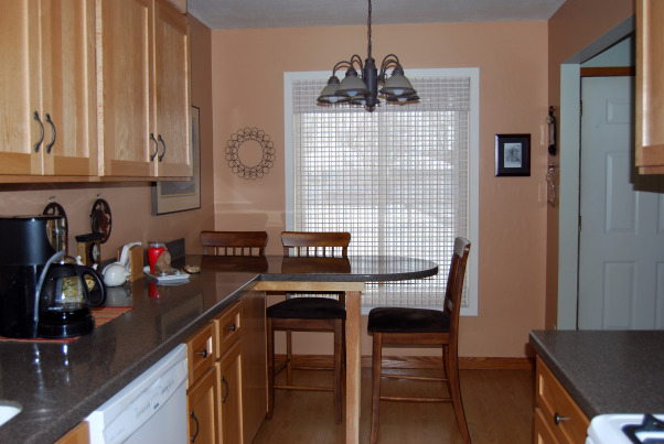 Information about rate my space questions for for Galley kitchen table ideas