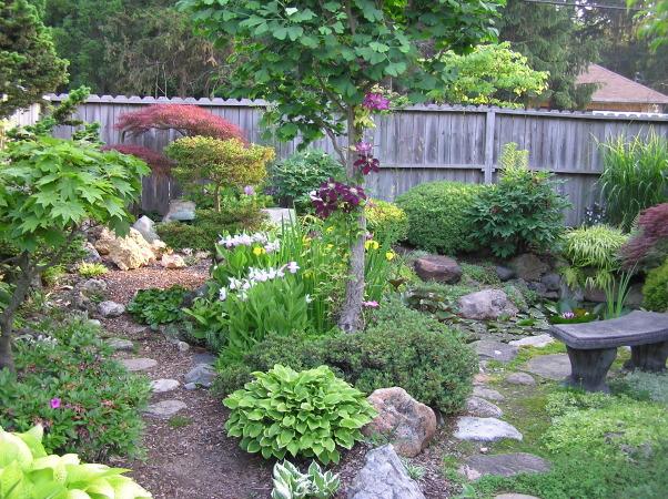 Garden Landscape Ideas