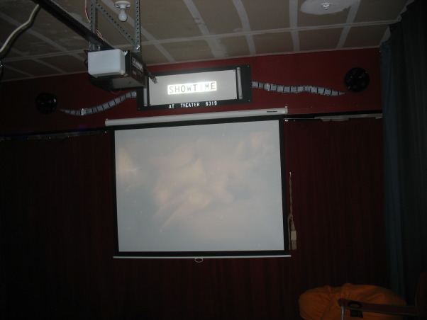 Garage Turned Party Room, I turned my garage into a movie theater/party room for my two boys., Garages Design