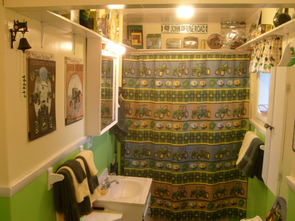 Information About Rate My Space: John Deere Bathroom 5 Awesome John Deere Bathroom Set