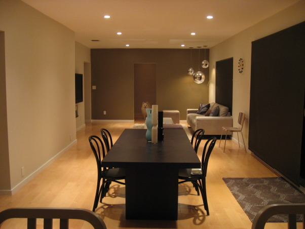 Family Room, AFTER, Kitchens