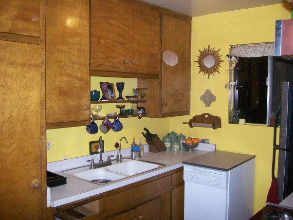 Information about rate my space hgtv for Galley kitchen update ideas