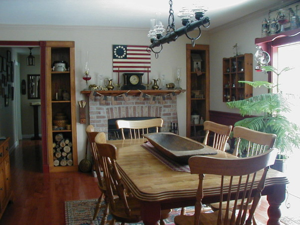 Information about rate my space questions for for Primitive dining room ideas