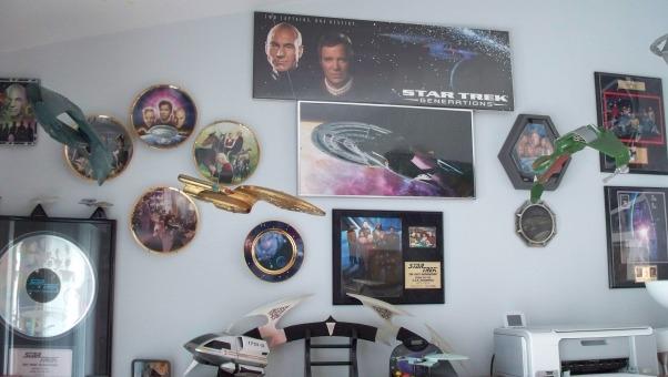 Star Trek Room, Other Spaces Design