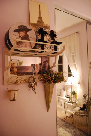 A Whisper of Lavender, I wanted this to have French flair!! , Oooh-la-la!, Girls' Rooms Design