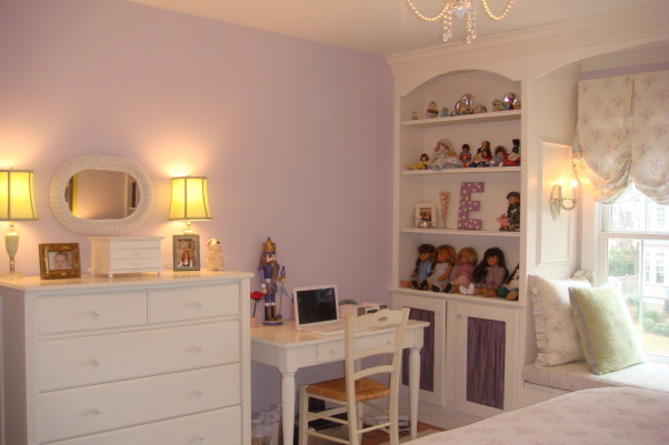 Emmy's Room, Fit for a princess., Girls' Rooms Design