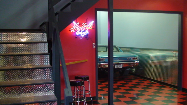 Hot Rod Garage Ideas : Information about rate my space questions for hgtv