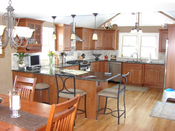 Information about rate my space hgtv for Kitchen design 14x14