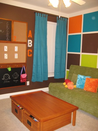 Children's Retreat Playroom, A space designed just for my two little kiddos to be inspired, imaginative, and creative. , Other Spaces Design