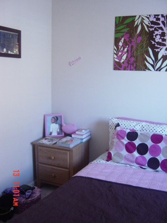My 12 year olds santuary, We went with pink and brown furnishings but I would appreciate wall color suggestions, Girls' Rooms Design