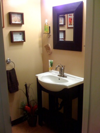 Information about rate my space hgtv - 1 2 bath ideas ...