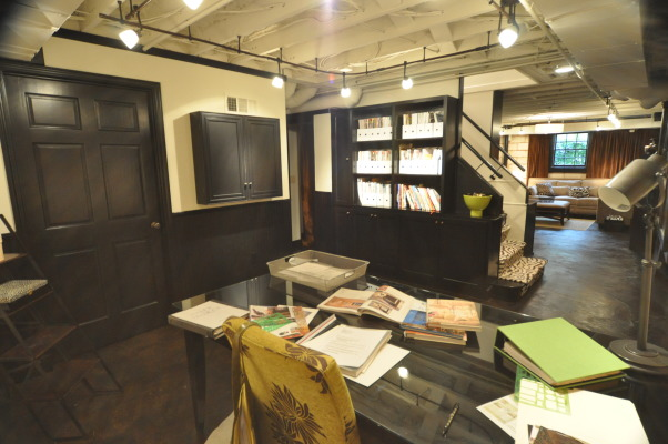 my industrial basement remodel our 1968 home was busting at the