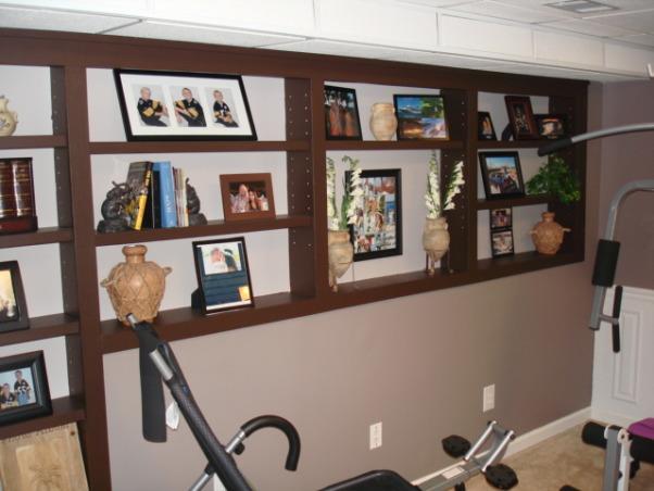 Exercise and Pool Room, Exercise and Pool Room, Exercise room, Basements Design