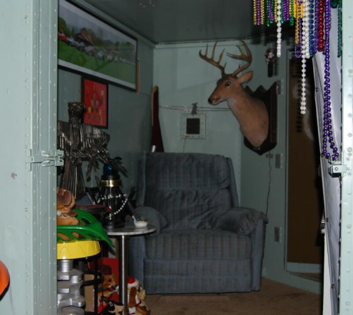 Man Cave, this is my private space the BUNKER where I go but Brenda never comes. you can see it at http://www.jimyo.psend.com/bunker.html, man cave living room, Other Spaces Design