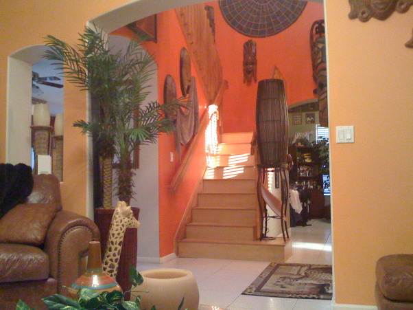 Jungle theme living room gone wild, king of the Jungle, On the wild thing, Living Rooms Design
