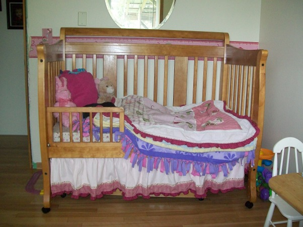 3 year old's room, butterflies, flowers, and all a 3 year old wants., riyan's crazy bed(she's 3!)., Girls' Rooms Design