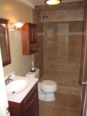 Information about rate my space questions for for Basement bathroom tile ideas