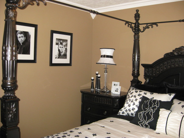 Hollywood theme bedroom