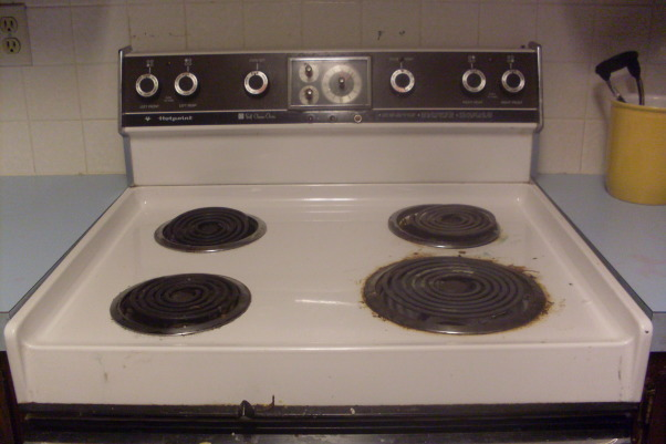 1980s kitchen, The kitchen of nightmares, our stove top , Kitchens Design