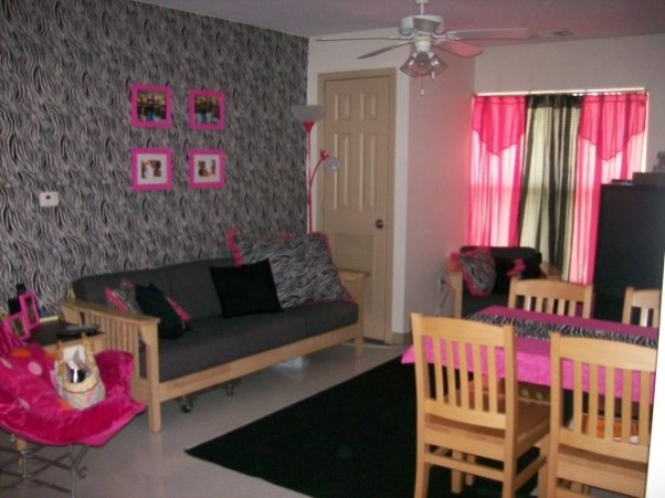 Information About Rate My Space  Questions for HGTVcom  ~ 235855_Zebra Print Dorm Room Ideas