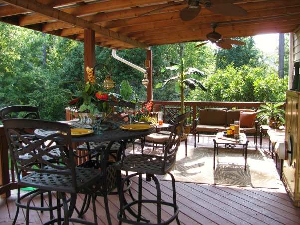 Information about rate my space hgtv for Lanai deck