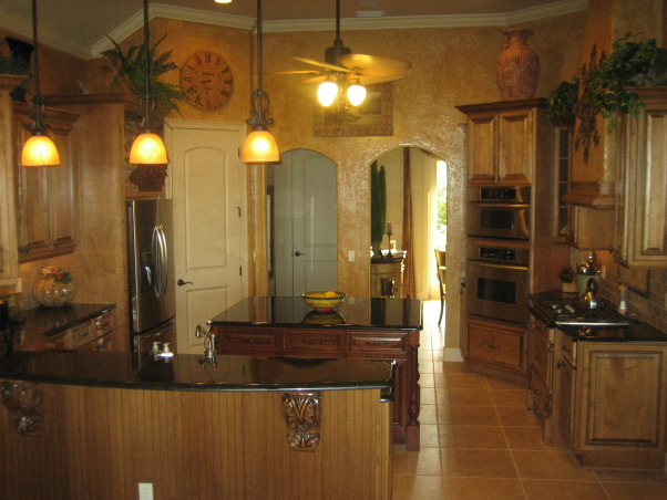 Information about rate my space questions for for Old world tuscan kitchen designs
