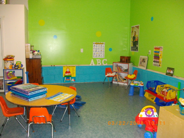 From Garage to Daycare!!!, I turned my 2 car garage into a childcare center!! I really love it. Green is my favorite color, so I went with that and turquoise!, Children love it in here...I did the painting and flooring myself, with the help of my teenage sons!!, Garages Design