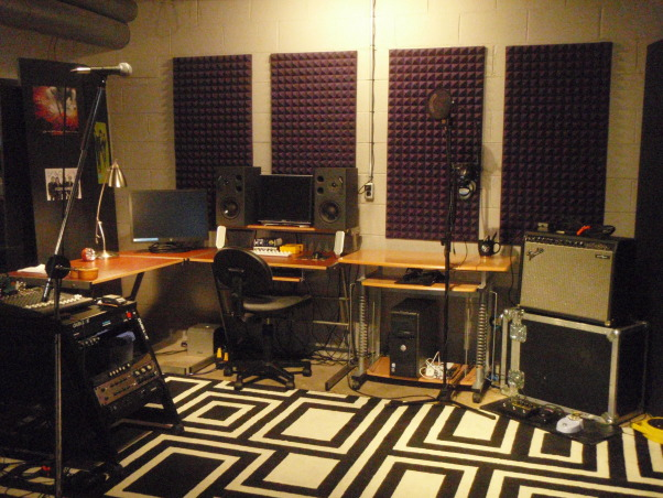 301 moved permanently for Recording studio flooring