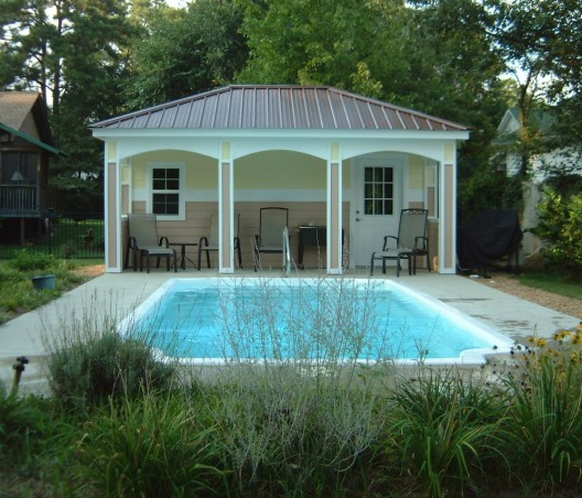 Cabana Pool House Designs Plan: Information About Rate My Space