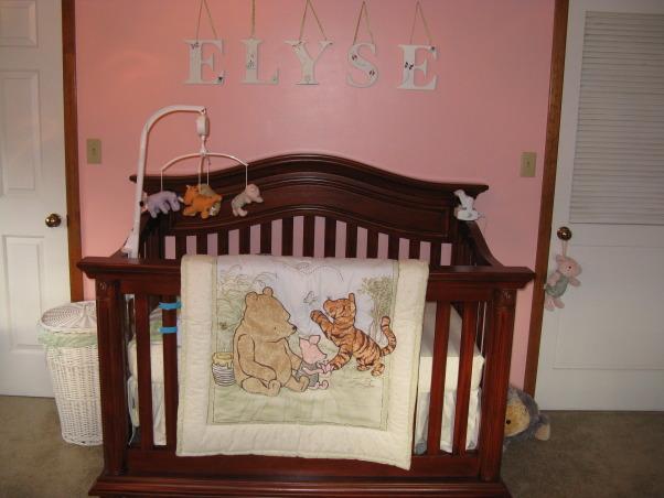 Classic pooh nursery decor classic pooh nursery decor for Classic pooh nursery mural