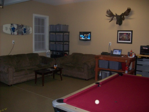 garage game room ideas - garage game room ideas