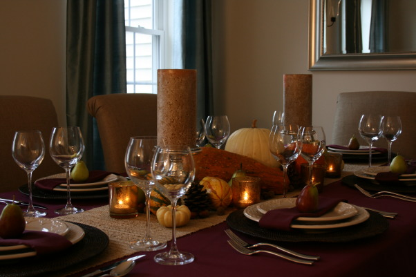 Thanksgiving 2009, Holidays Design
