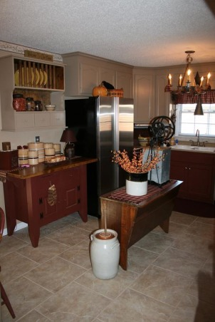 My Primitive/Country Kitchen, Kitchens Design