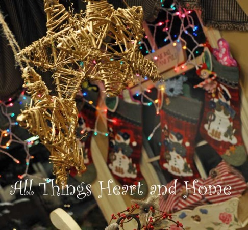 Christmas Open House, Just a peek at how this Southern Girl decks the halls~Welcome!, Seeing stars!, Holidays Design