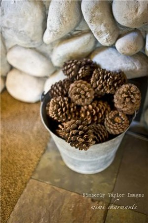 Our Christmas Cottage 2009~My Sweet Savannah style, Hello everyone! These pictures were taken by a dear friend of mine! I hope you enjoy your tour of my home for the holidays! , fireplace , Holidays Design