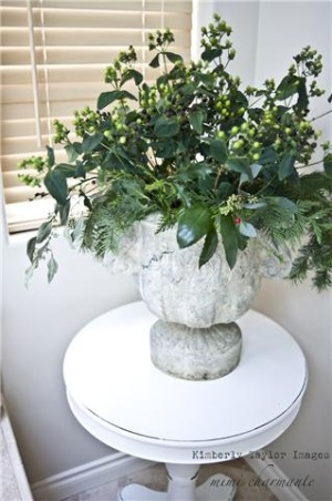 Our Christmas Cottage 2009~My Sweet Savannah style, Hello everyone! These pictures were taken by a dear friend of mine! I hope you enjoy your tour of my home for the holidays! , master bathroom     , Holidays Design
